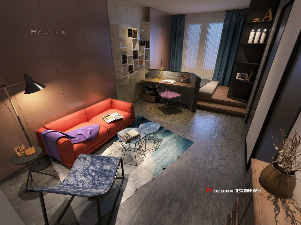 特色酒店设计:济南公寓酒店